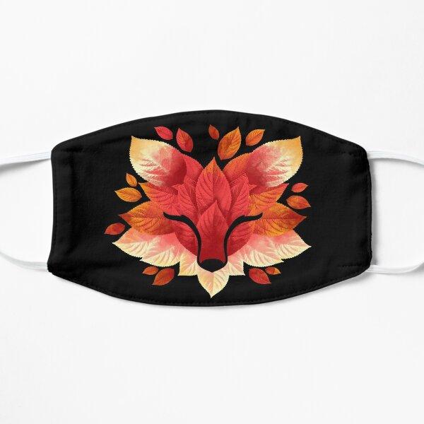 Fox of leaves Mask