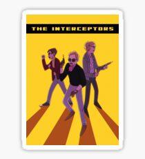 The Interceptors Sticker
