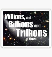 Carl Sagans Legacy Sticker