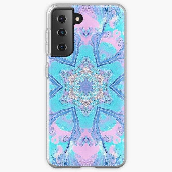 Sand Sparkle Star Samsung Galaxy Soft Case