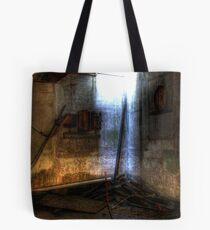 Flowing Light Tote Bag