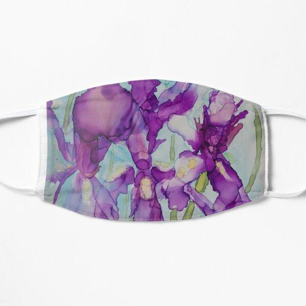 Summer Iris Flat Mask