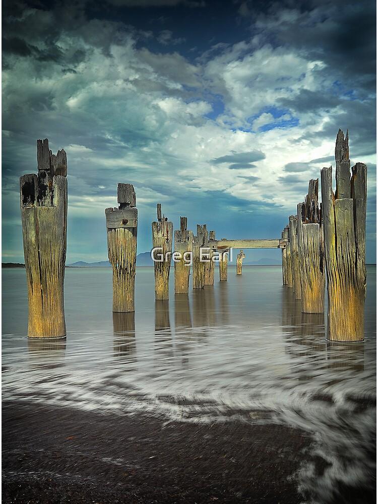 Old Jetty - Flinders Island by GregEarl