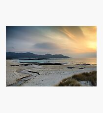 Sanna Bay Photographic Print