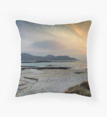 Sanna Bay Throw Pillow