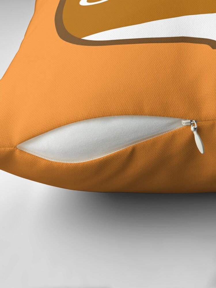 Alternate view of Roadtrip Floor Pillow
