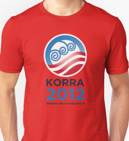 Korra 2012 T-Shirt