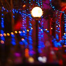 West Hollywood Lights 2 by Rebecca Dru