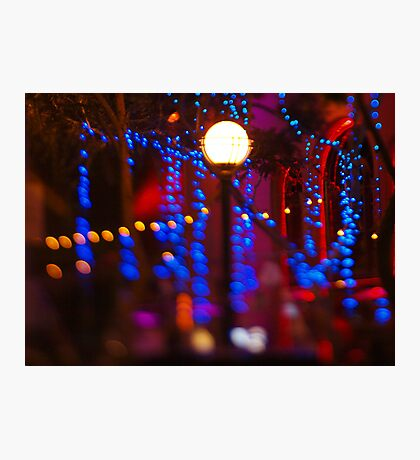West Hollywood Lights 2 Photographic Print