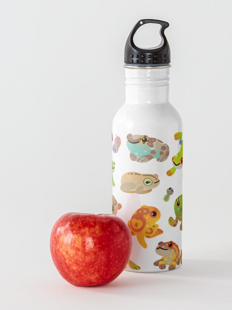 Alternate view of Tree frog Water Bottle