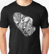 Fever Ray Mask White T-Shirt