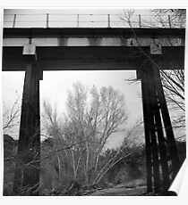 Bridge Frame Poster