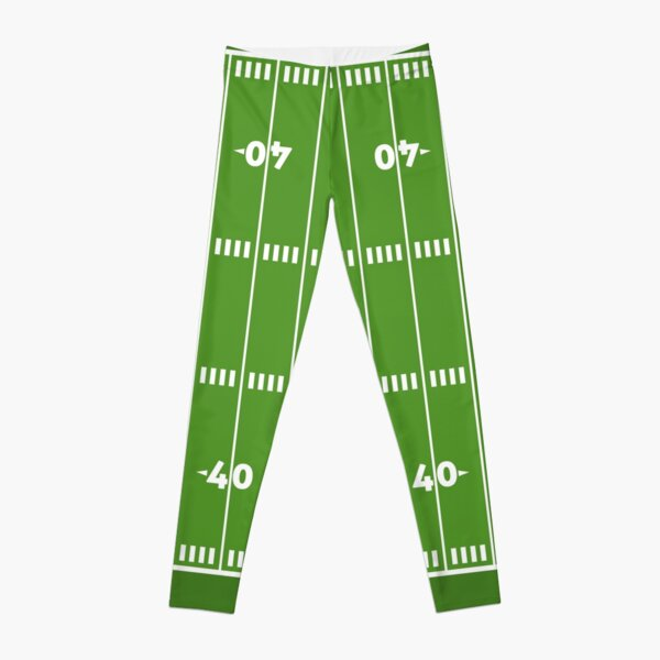 Show off your colors - Football Leggings