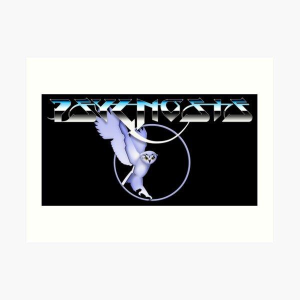 Retro Gaming: Pysgnosis logo Art Print