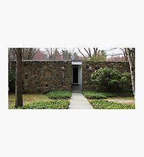 Mid Century Modern - Becker House Photographic Print