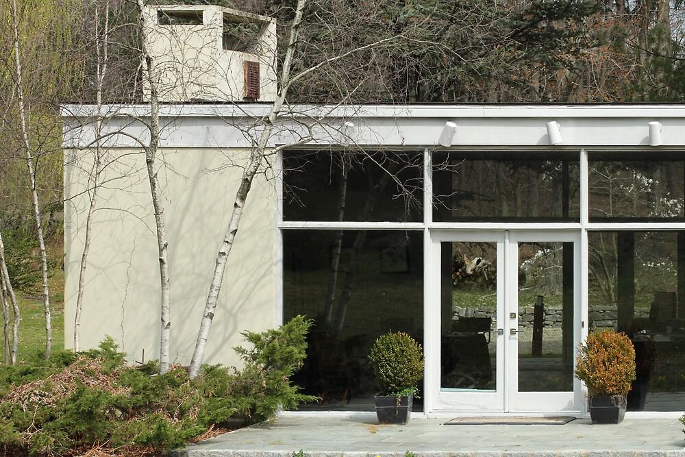 Mid Century Modern - Ball House by Jane McDougall