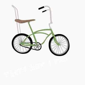 That's How I roll by DesignStrangler