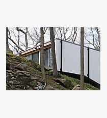 Mid Century Modern - Parsons House Photographic Print
