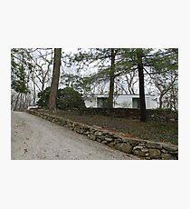 Mid Century Modern - Campbell House / Goldberg House Photographic Print