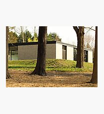 Mid Century Modern - Hodgson House Photographic Print