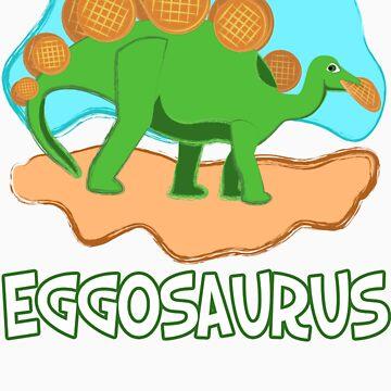 Eggosaurus by Rechenmacher