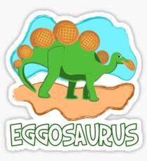 Eggosaurus Sticker