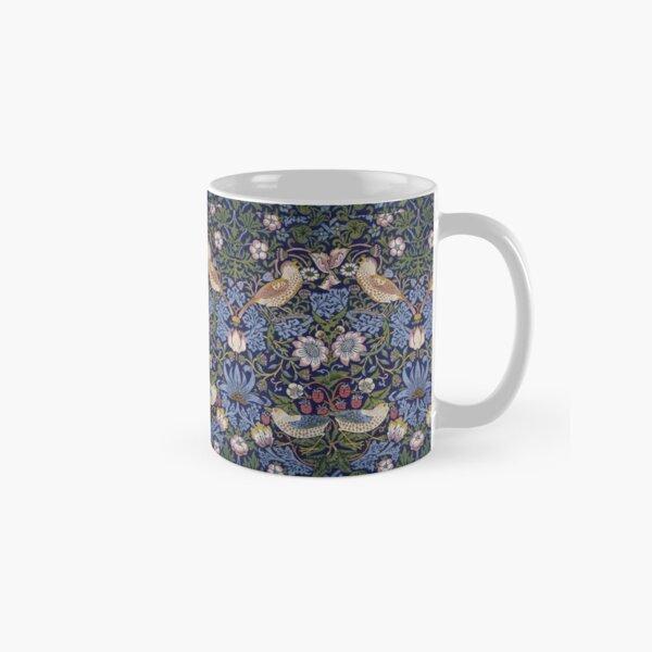 William Morris Strawberry Thief Design 1883  Classic Mug