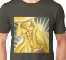 atlas shrugged statue Unisex T-Shirt