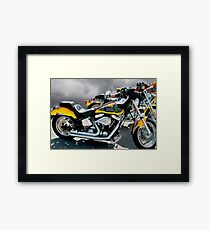 Three Little Indians - Route 66 Framed Print