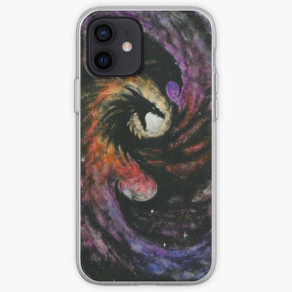 Dragon Galaxy iPhone Soft Case