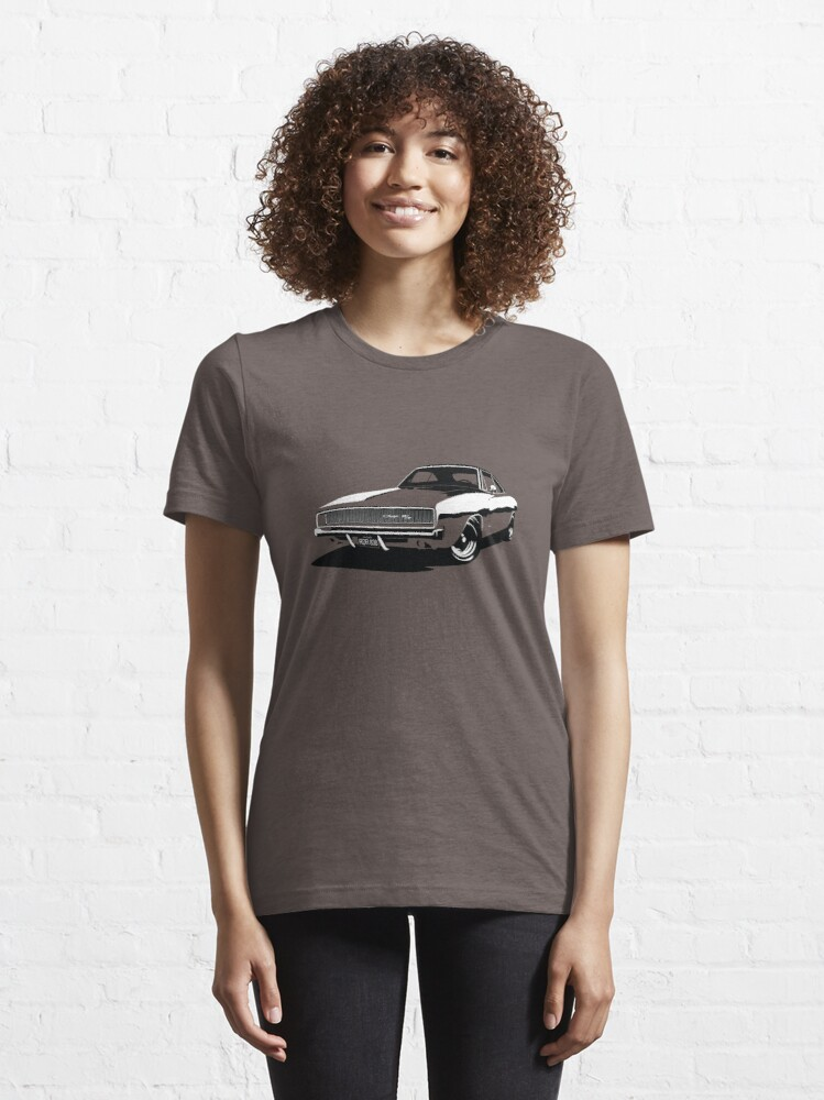 Alternate view of Dodge Charger Essential T-Shirt