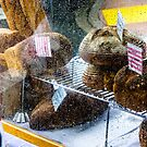 Bread at the Hollywood Farmers' Market by Rebecca Dru