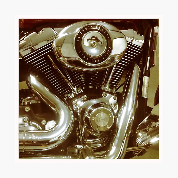 96 Cubic Inches Photographic Print