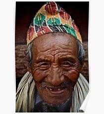 Nepali Elder Poster