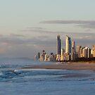 Surfers Paradise, Australia by Dean Bailey