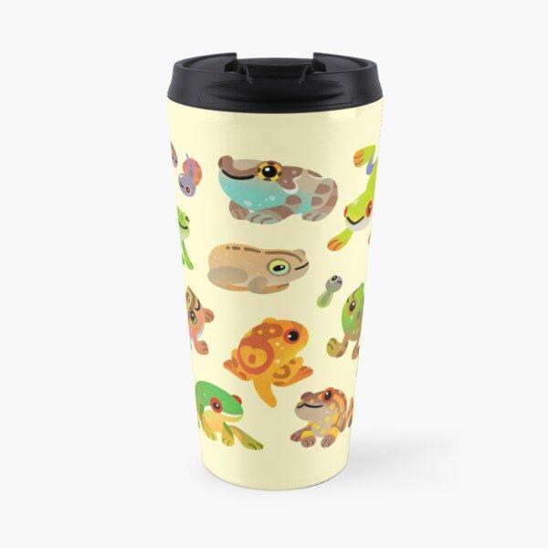 Tree frog Travel Mug