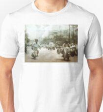 Vietnam ~ Saigon Road Unisex T-Shirt