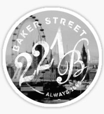 That Famous Address Sticker