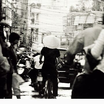 Vietnam ~ Saigon Road by Yives
