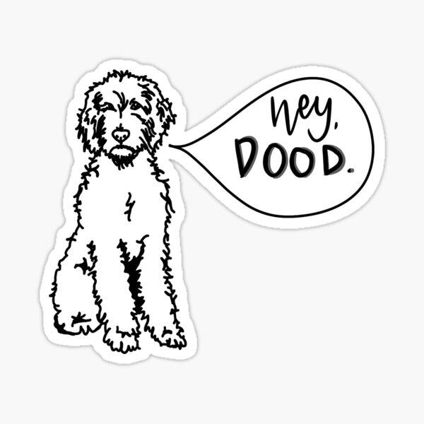 Doodle  Sticker