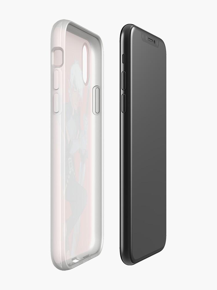 Dragon Age 2 Inspired Fenris Design iphone case