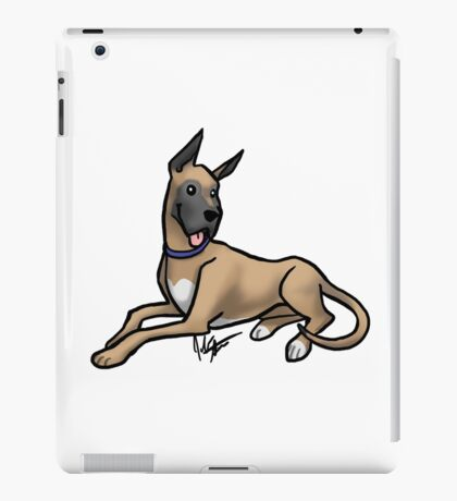 Great Dane iPad Case/Skin