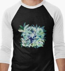 Jungle Jaguar  Men's Baseball ¾ T-Shirt
