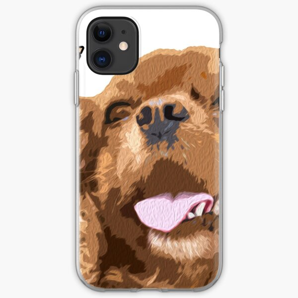 Did someone say treats? iPhone Soft Case