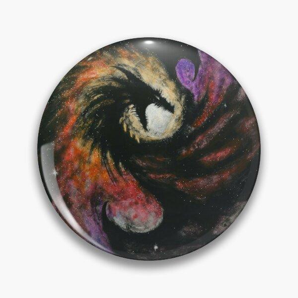Dragon Galaxy Pin