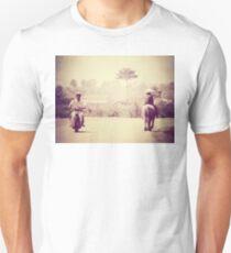 Vietnam ~ New vs. Old Tradition Unisex T-Shirt