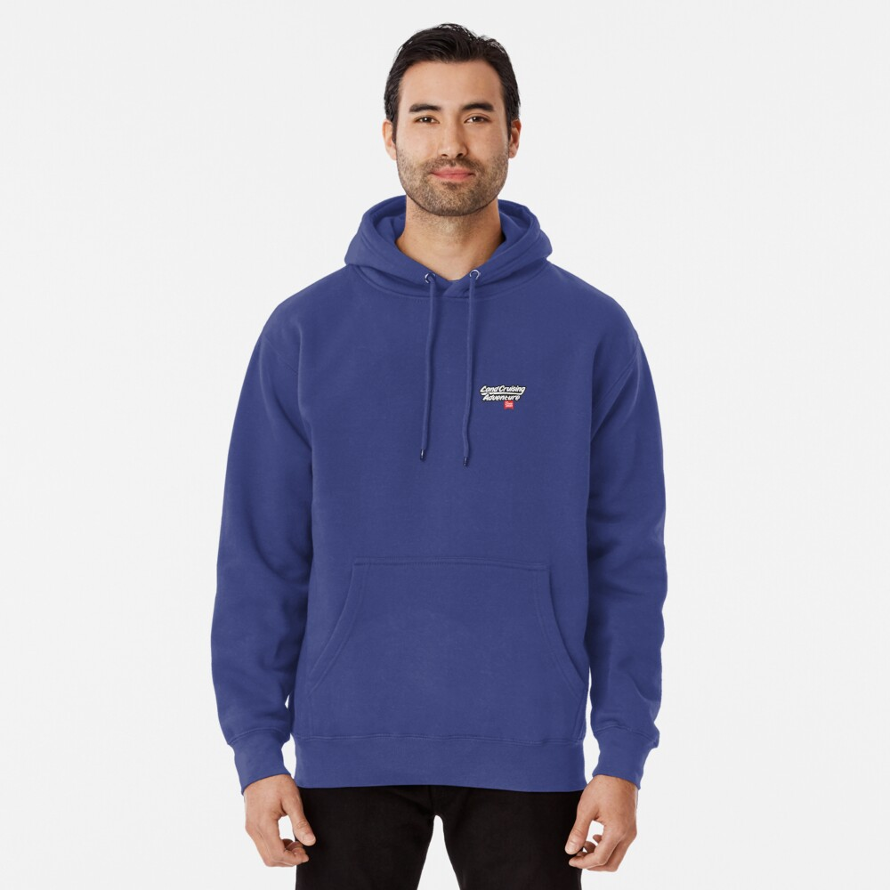 Landcruising Adventure since 2003 Pullover Hoodie