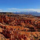 Beautiful Bryce Canyon by Raider6569