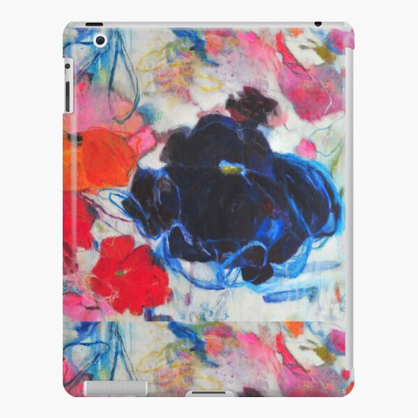 Violet flowers flowers decoration house womanart garden lust blue weekend at home iPad Snap Case