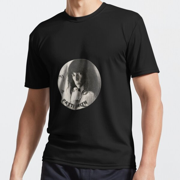 Patti Smith T-shirt respirant